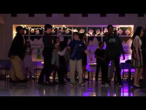 Danny Jones Middle School - Christmas Dance (DJ Midget Mac)