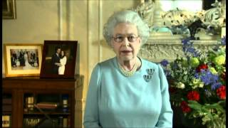 Diamond Jubilee Message from HM The Queen - 5th June 2012