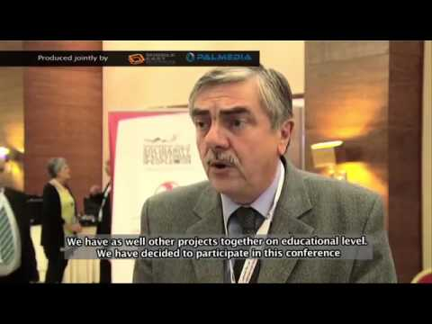 Middle East Business News: Interview with Jacques Bourgoin