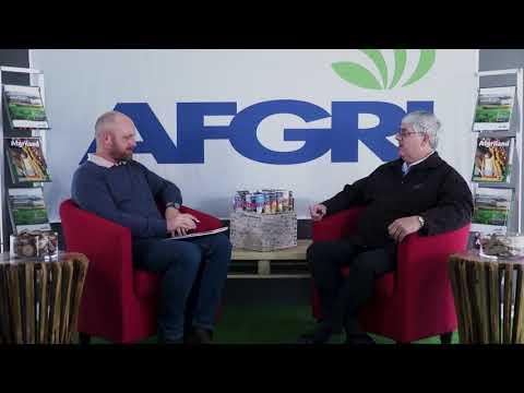 Die graanbedryf in perspektief Chris Burgess Jannie de Villiers Graan SA
