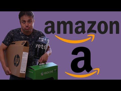 Amazon'dan alışveriş ve bilmeniz gereken her şey - Sorularınızı cevaplıyorum