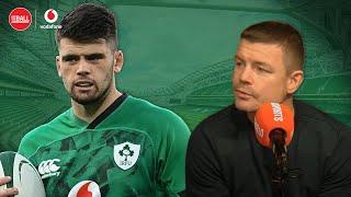 BRIAN O'DRISCOLL | Can anyone challenge Johnny Sexton at out-half? screenshot 5