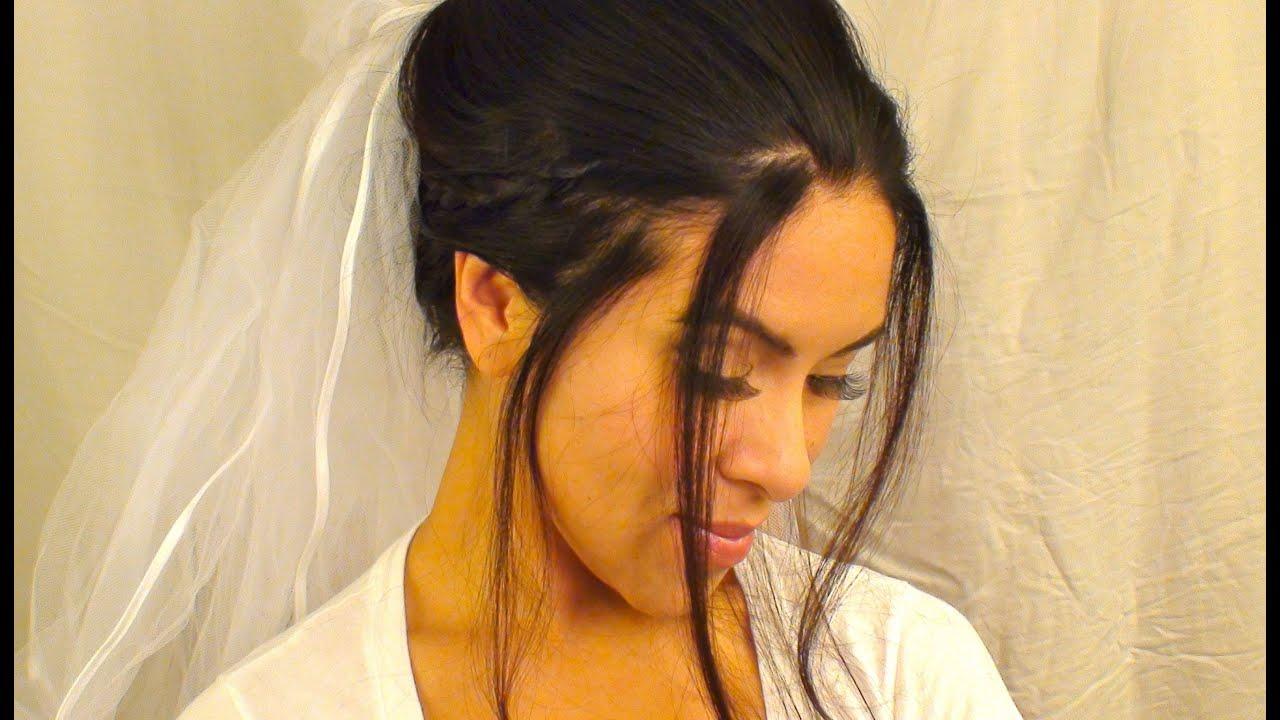 Twilight Wedding: Breaking Dawn Bella Swan Hair tutorial ...