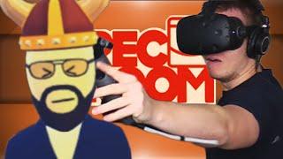 DUMB OLYMPICS!! - Rec Room Coop Gameplay