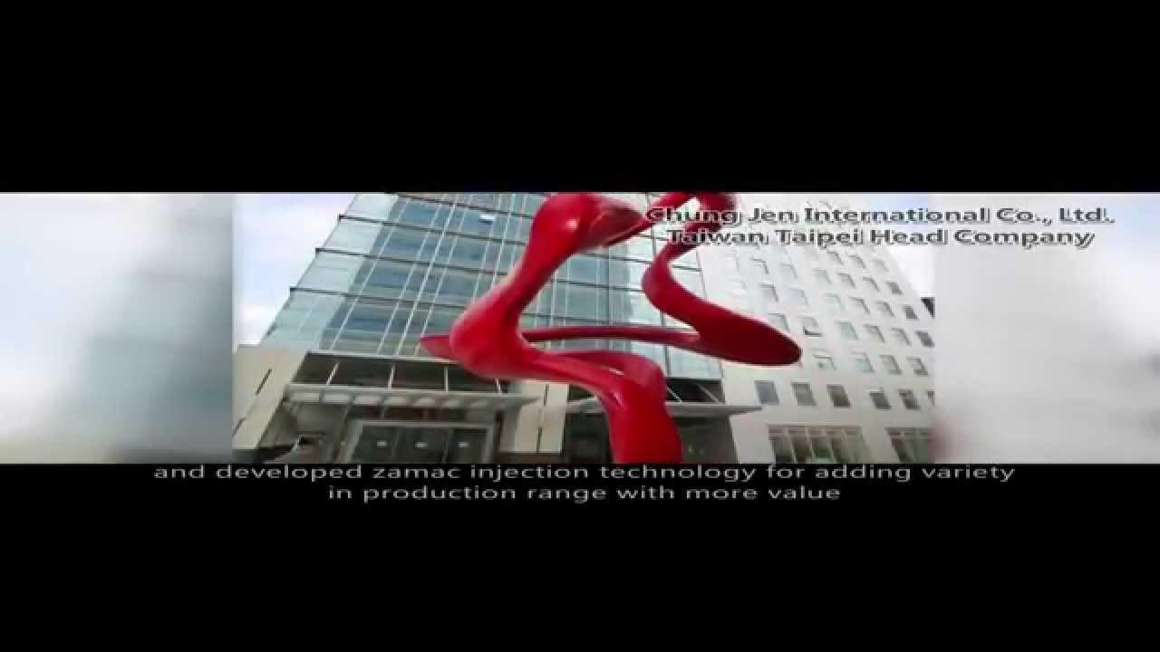 Chung jen international co ltd company video youtube for Portent international co ltd