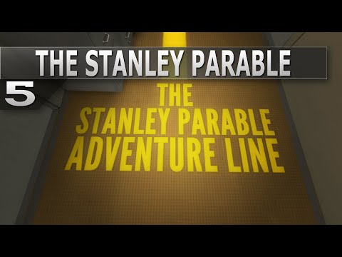 The Stanley Parable - Adventure Line - Episode 5