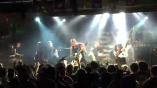 "Killswitch Engage ""The Arms Of Sorrow"" live in Taipei"