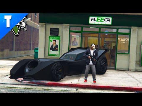 BRAQUAGE EN MODE LIBRE (+22,000,000$) SUR GTA 5 !