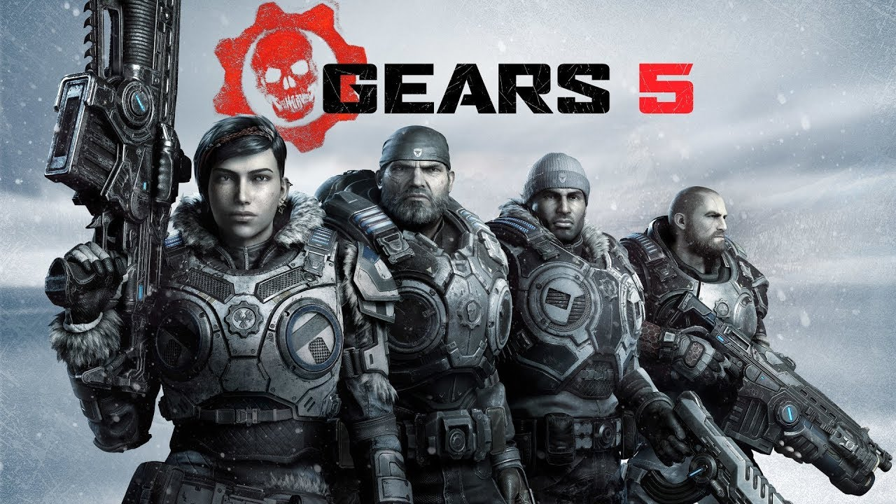 GEARS OF WAR 5 All Cutscenes (Game Movie) 1080p 60FPS thumbnail
