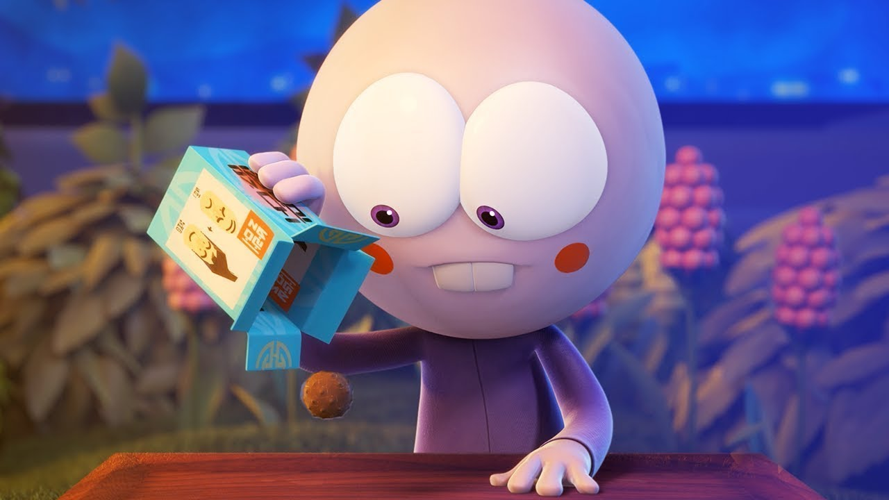 Spookiz   Zizi Finds a New Chocolate Treat   Kids Cartoon   Funny Cartoon   WildBrain Cartoons