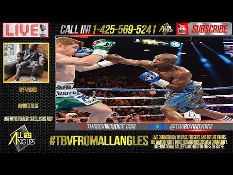 Top 5 P4P Boxers: Who Makes the Cut Post-Mayweather Era? Canelo, Joshua, Rigo?