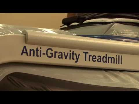Anti Gravity Technology Treadmill