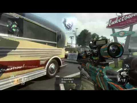 Black Ops II Sniper Montage [Dead Man Walking] by EXoed