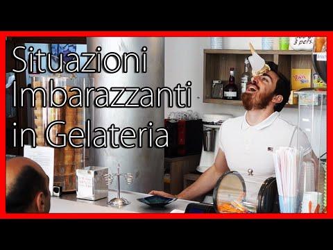 Situazioni Imbarazzanti in Gelateria - [Esperimento Sociale] - theShow