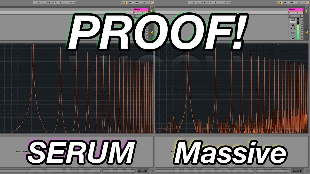Proof Serum Sounds Better Than Massive