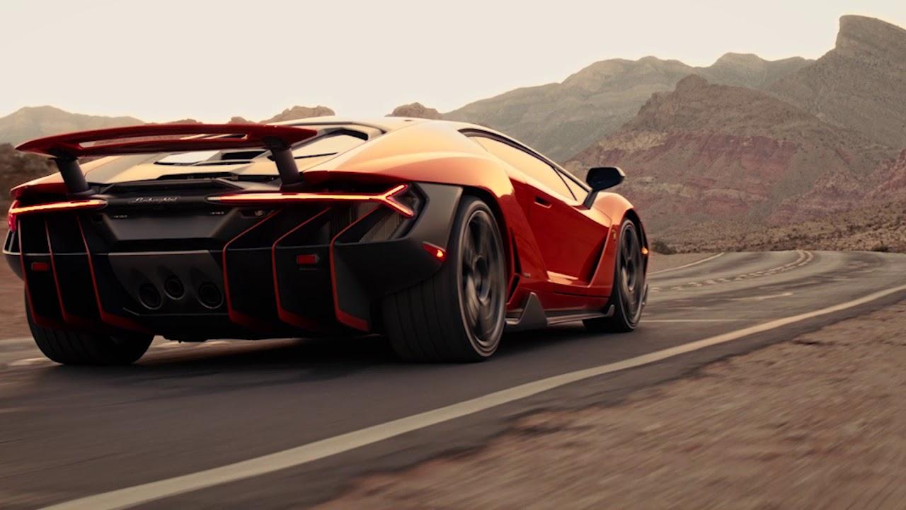 Lamborghini Driven by Entrepreneur Kevin Hooks
