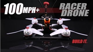 100MPH RACER DRONE