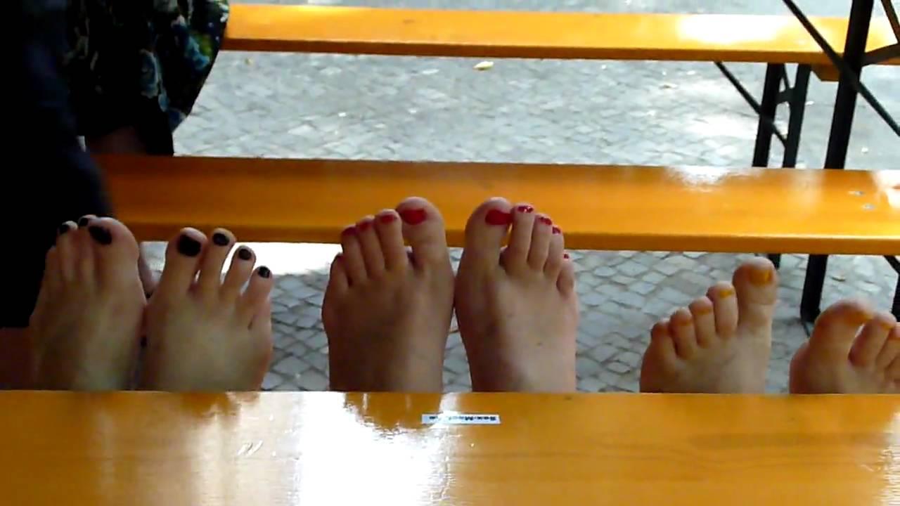 schwesta ewa feet