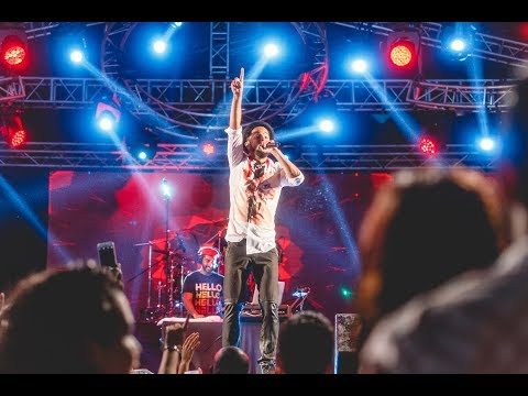 Kes - Tuesday the Rocks Concert Guyana Carnival 2018