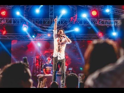 Kes - Tuesday the Rocks Concert Guyana Carnival 2018