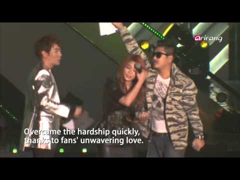 Showbiz Korea - SINGER AILEE ON K-STAR 팬은 고기같은 존재?