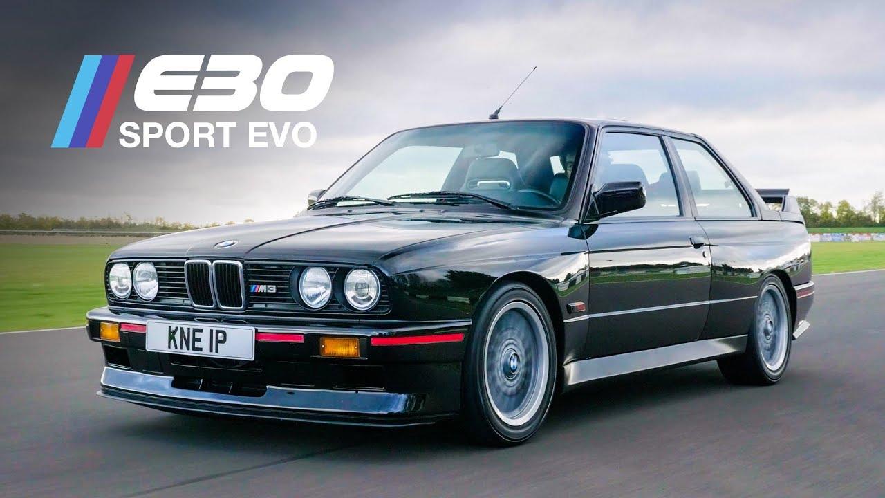 BMW E30 M3 >> Bmw E30 M3 Sport Evo The M3 Masterpieces Ep 1 Carfection 4k