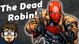 History of Red Hood! (Jason Todd) [Batman]