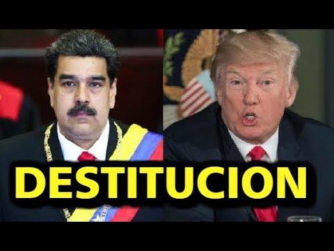 ¡ULTIMO MINUTO! NICOLAS MADURO SERA DESTITUIDO, AFIRMA EL GRUPO DE LIMA, URGENTE VENEZUELA