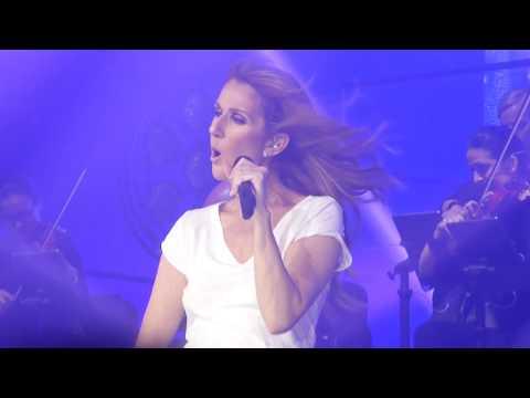 Celine Dion - Black Or White (Michael Jackson Cover) - Live At Leeds Arena - Sun 25th June 2017