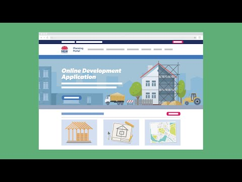 Introducing the NSW Planning Portal