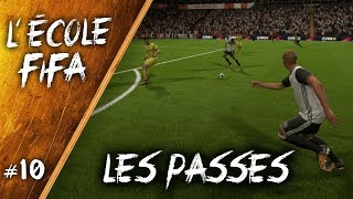 FIFA 18 - LE SECRET D'UN BEAU JEU DE PASSES !