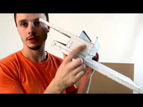 Видео Конструкции из гипсокартона на стене