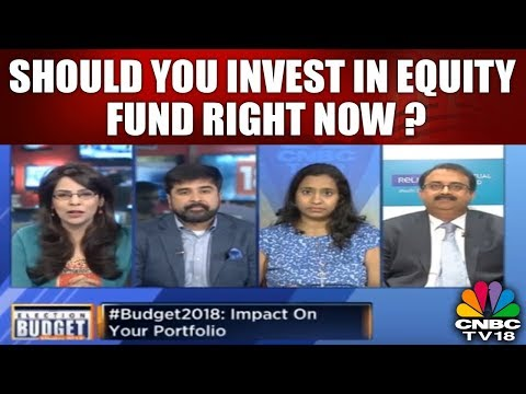 LTCG Tax : The Impact | Should You Invest In Equity Fund Right Now? | CNBC TV18