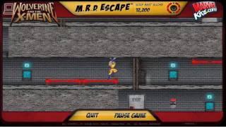 Marvel Action Pack! : Wolverine MRD Escape : GeForce 8600M GT