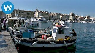 Frankreichs sonniger Süden - Von Marseille durch die Camargue nach Arles (Reisereportage, 2015)