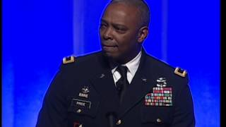 Brigadier Gen. Barrye Price Discusses Leadership at CADCA