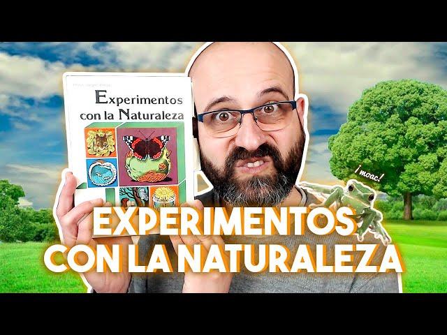 🐸 EXPERIMENTOS CON LA NATURALEZA: CANCIONES DE AMOR DE LAS RANAS | La subred de Mario