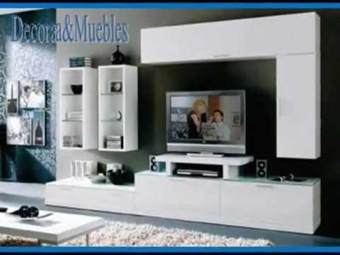 Muebles minimal concept centro de entretenimiento tv for Muebles contemporaneos monterrey