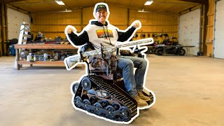 Ultimate Hunting Track Chair