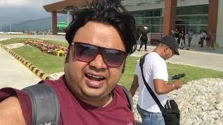 Kolkata Gangtok Direct Flight | First Flight To Sikkim | EP 01 | Pakyong Airport