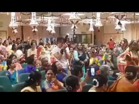 Tamil Girl Bride dance