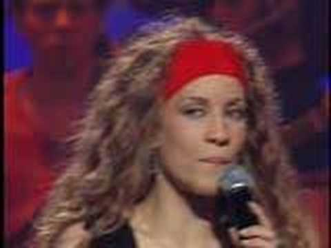 Amanda Marshall - Birmingham - Live