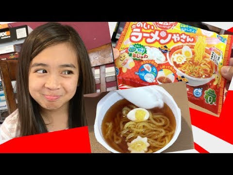 Kracie Popin Cookin Ramen with Isabelle (Hiccups edition)