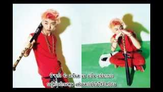 [Thai Sub] What my heart tells me to do - B.A.P