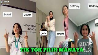 Download Mp3 TIK TOK PILIH MANAYA KUMPULAN TIK TOK VIRAL