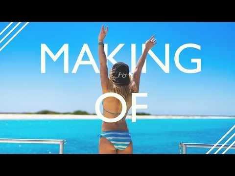 MAKING OF: Travel the Caribbean Islands / Aruba, Bonaire, Curacao Island Adventures