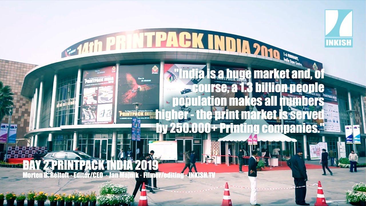 Printpack India 2019 - Day 2