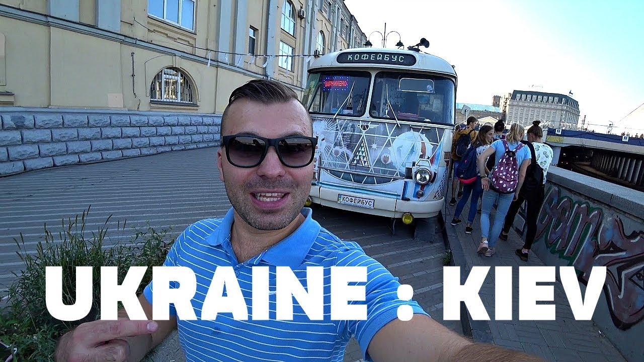 UKRAINE VLOG ★ ПРИЕХАЛИ В КИЕВ