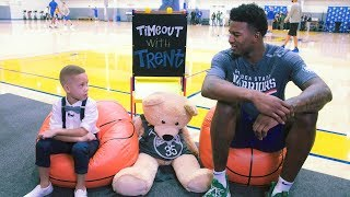 Timeout with Trent: Watch The Warrior's Favourite Dance Moves