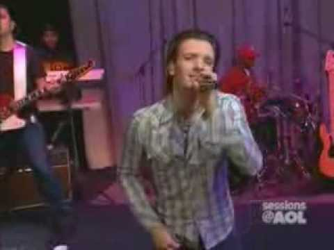 JC Chasez   'All Day Long I Dream About Sex' AOL Sessions 56